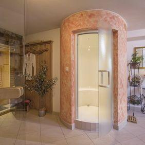 Saunabereich im Landhaus Dengg