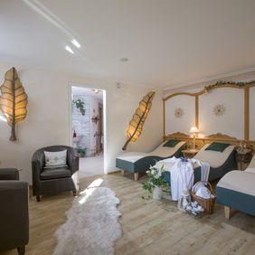 Ruhe- und Relaxraum im Landhaus