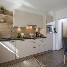 Küche Appartement Almliesl
